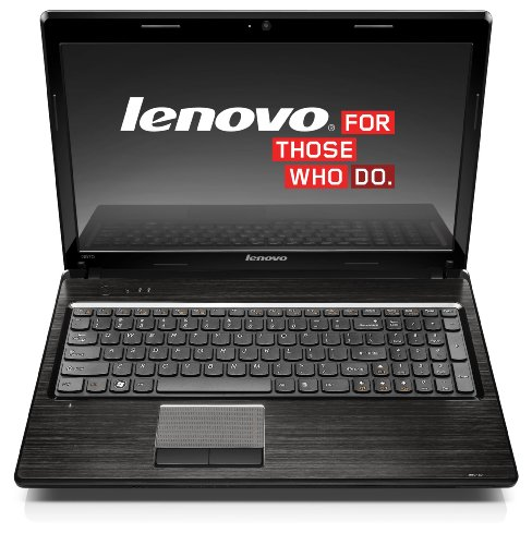 Lenovo G570 4334DBU 15.6-Inch Laptop (Black)